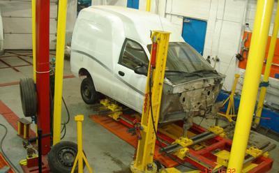 Кузовной ремонт автомобиля, ремонт кузова